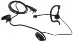 Гарнитура EMC-29F с выносным микрофоном для радиостанций с разъемом типа Kenwood