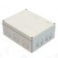 Коробка распаячная для наружного монтажа 240х195х90мм