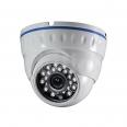 "IP видеокамера Аверс AV-IP2016-2.8P, купольная антивандальная 2 Мп 1080P 1/2.7"" SOI F22 + Hi3518EV200, ИК подсветка до 20м, 2.8 мм, 12В/PoE, -30...+50, облачный сервис XMeye"