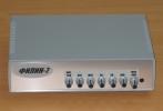 Филин-7 подавитель сотовых телефонов CDMA2000, GSM-900/1800, 3G, Wi-Fi (также блокирует работу любых Bluetooth-устройств и прочего радио-оборудования диапазона 2.4ГГц), 4G, подавление до 40м в зависимости от дальности базовой станции, раздельная регулиров