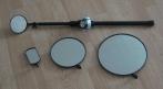 Шмель 3S досмотровые зеркала, 4 зеркала, светодиодный фонарь, длина штанги 0,35-0,6м