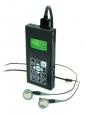 Гном-2М Профессиональный цифровой стерео диктофон. Запись по таймеру и акустопуску,  шумоочистка и темпокоррекция  при  воспроизведении, быстрый  поиск речи, маскировка записи и защита PIN-кодом. Заключение ЭКЦ МВД