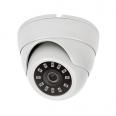 Аверс S406IR-AHD купольная антивандальная камера для уличной или внутренней установки 4 Мп AHD, 1/2.7 CMOS, ИК подсветка до 20м, 2.8мм, DWDR, DNR