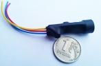 ESM-5 миниатюрный микрофон с активным усилителем, чувствительность до 10 метров, АРУ