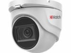 """HiWatch DS-T503A 5Мп уличная HD-TVI камера с EXIR-подсветкой до 30м и встроенным микрофоном (AoC) 1/2.5"""" CMOS; 0.01 Лк; OSD, DWDR, BLC, DNR; HLC, аудио по коаксиальному кабелю (AoC); IP66; -40°С до +60°С; 12В DC"""