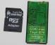Миниатюрный цифровой диктофон EDIC-mini Tiny+ B74, размер 57x28x3,5 мм, автономность до 25 ч, 4 Гб
