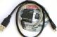 Диктофон СОРОКА-15. Габариты 33,3х26х5,3 мм. Поддержка внешнего микрофона и циклической записи