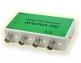 AVD704R HD Четыре активных универсальный  приемника AVD701R HD в одном корпусе 100x60x25мм, Пит.:12 В, 120мА.